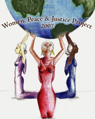 Women Peace and Justice Logo