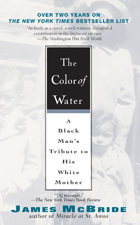 Color of Water Book Cover